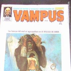 Livros de Banda Desenhada: VAMPUS Nº 25. Lote 221311480