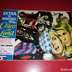Tebeos: CLARO DE LUNA EXTRA NAVIDAD 1966. Lote 221485193