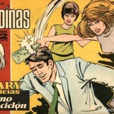 Tebeos: MARY NOTICIAS-161 (IBERO MUNDIAL, 1965) DE CARMEN BARBARÁ. Lote 221490722