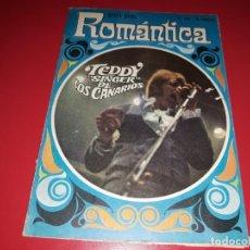Livros de Banda Desenhada: ROMANTICA Nº 334 POSTER INTERIOR. Lote 221582045