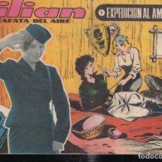 Tebeos: LILIAN, AZAFATA DEL AIRE Nº 1: EXPEDICIÓN AL AMAZONAS. Lote 222050486