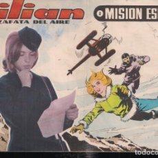 Tebeos: LILIAN, AZAFATA DEL AIRE Nº 3: MISIÓN ESPECIAL. Lote 222050638