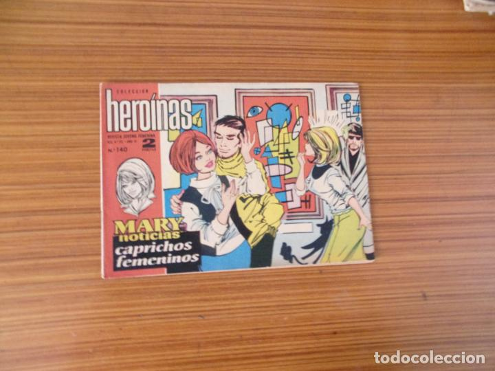 MARY NOTICIAS Nº 140 EDITA IBERO MUNDIAL (Tebeos y Comics - Ibero Mundial)