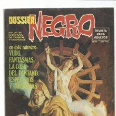 Livros de Banda Desenhada: DOSSIER NEGRO 92, 1977, IBERO MUNDIAL DE EDICIONES, MUY BUEN ESTADO. COLECCIÓN A.T.. Lote 222592387