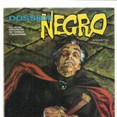 Livros de Banda Desenhada: DOSSIER NEGRO 54, 1973, IBERO MUNDIAL DE EDICIONES, MUY BUEN ESTADO. COLECCIÓN A.T.. Lote 222596456