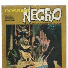 Livros de Banda Desenhada: DOSSIER NEGRO 52, 1973, IBERO MUNDIAL DE EDICIONES, BUEN ESTADO. COLECCIÓN A.T.. Lote 222596646