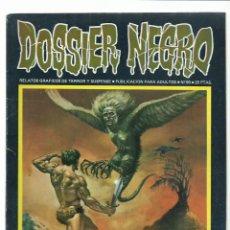 Livros de Banda Desenhada: DOSSIER NEGRO 50, 1973, IBERO MUNDIAL DE EDICIONES, MUY BUEN ESTADO. COLECCIÓN A.T.. Lote 222639953