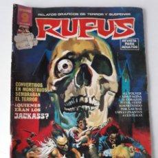 Tebeos: RUFUS Nº 23. Lote 223741196