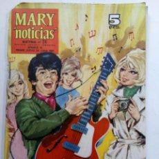 "Tebeos: MARY ""NOTICIAS"" EXTRA Nº 24 - RAPTO FORZADO. Lote 226299228"
