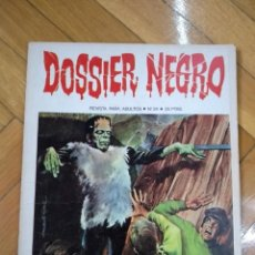 Tebeos: DOSSIER NEGRO Nº 24. Lote 229308465