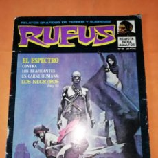 Tebeos: RUFUS. Nº 16. IBERO MUNDIAL EDICIONES 1974. Lote 229496105