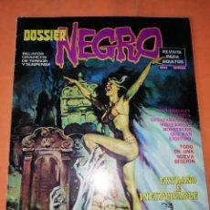 Tebeos: DOSSIER NEGRO. Nº 81. IBERO MUNDIAL EDICIONES. 1976. Lote 229503620