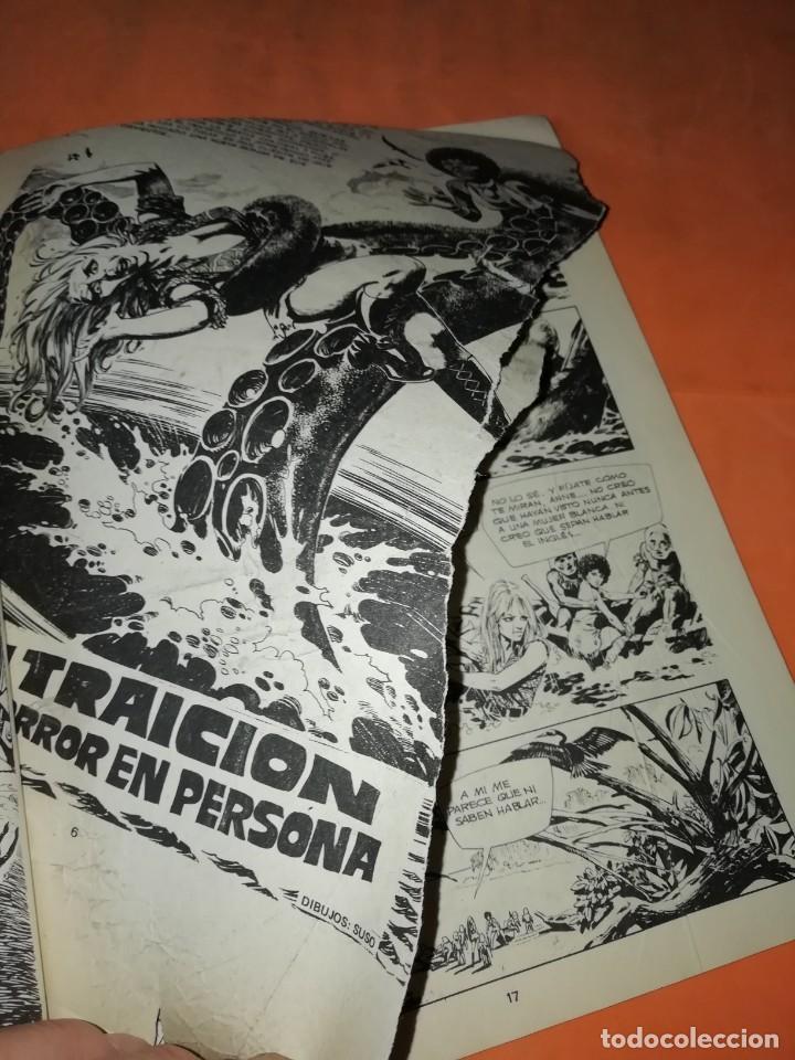 Tebeos: DOSSIER NEGRO. Nº 78. IBERO MUNDIAL EDICIONES. 1976 - Foto 6 - 229505615