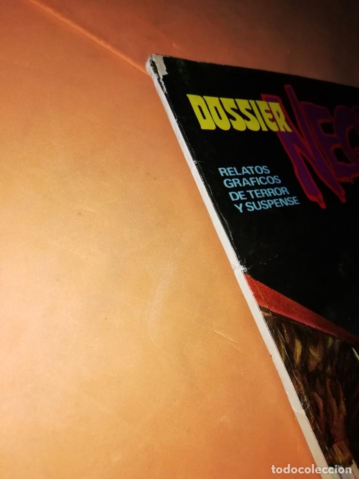 Tebeos: DOSSIER NEGRO. Nº 78. IBERO MUNDIAL EDICIONES. 1976 - Foto 2 - 229505615