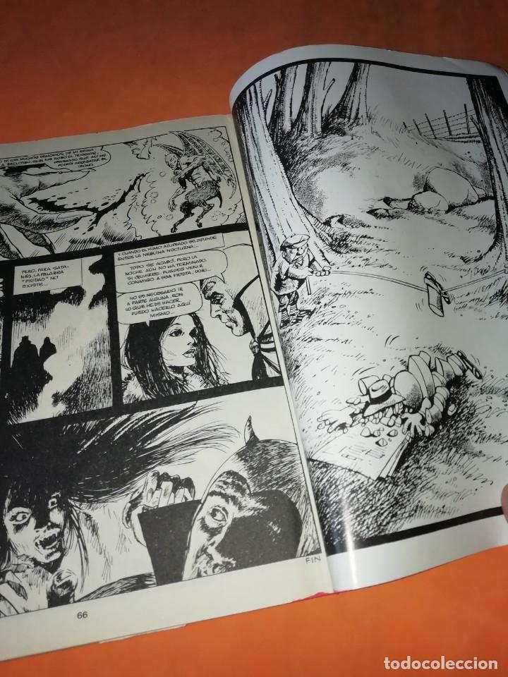 Tebeos: DOSSIER NEGRO. Nº 78. IBERO MUNDIAL EDICIONES. 1976 - Foto 5 - 229505615