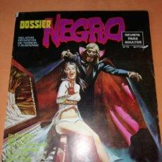 Tebeos: DOSSIER NEGRO. Nº 78. IBERO MUNDIAL EDICIONES. 1976. Lote 229505615