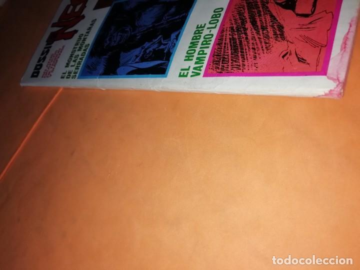 Tebeos: DOSSIER NEGRO. Nº 72. IBERO MUNDIAL EDICIONES. 1976 .FALTAN 2 PAGINAS. - Foto 3 - 229507195