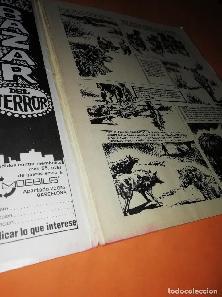 Tebeos: DOSSIER NEGRO. Nº 72. IBERO MUNDIAL EDICIONES. 1976 .FALTAN 2 PAGINAS. - Foto 4 - 229507195
