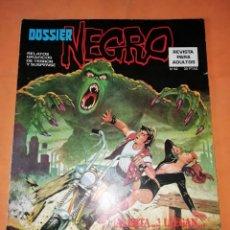 Tebeos: DOSSIER NEGRO. Nº 62. IBERO MUNDIAL EDICIONES. 1976 .. Lote 229511150