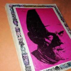 Tebeos: DOSSIER NEGRO. Nº 36. IBERO MUNDIAL EDICIONES. 1972 . SIN PORTADA. Lote 229514530