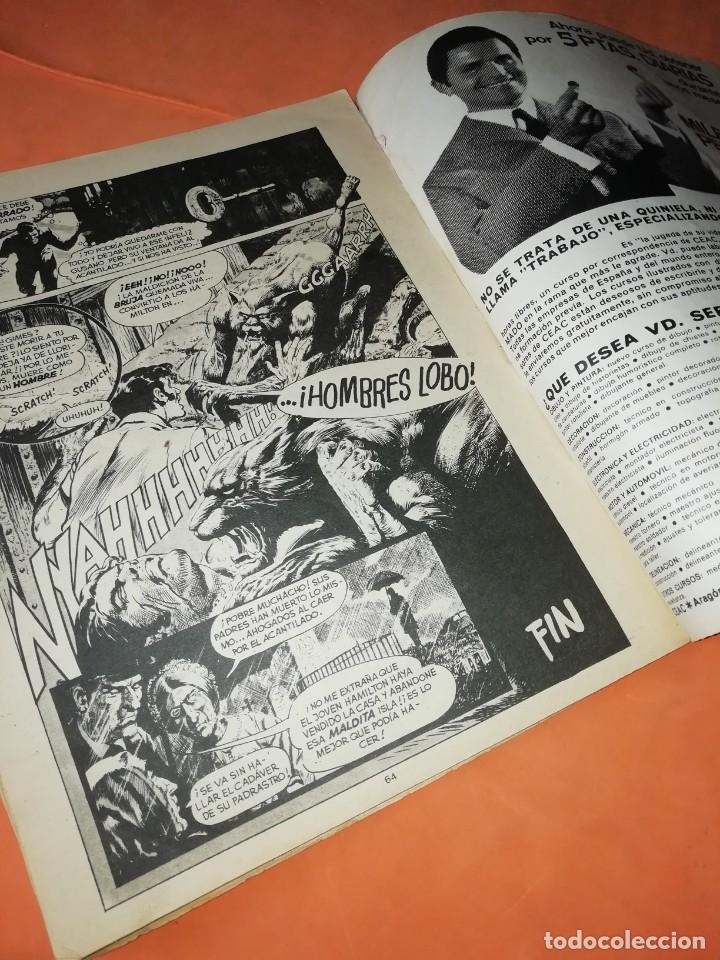 Tebeos: DOSSIER NEGRO. Nº 36. IBERO MUNDIAL EDICIONES. 1972 . sin portada - Foto 4 - 229514530