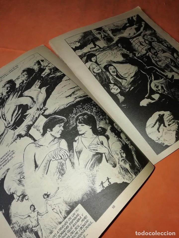 Tebeos: DOSSIER NEGRO. Nº 36. IBERO MUNDIAL EDICIONES. 1972 . sin portada - Foto 3 - 229514530