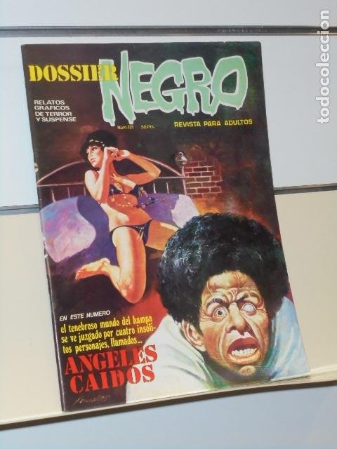 DOSSIER NEGRO Nº 121 - IBERO MUNDIAL (Tebeos y Comics - Ibero Mundial)
