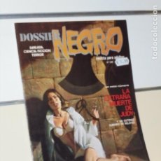 BDs: DOSSIER NEGRO Nº 136 - IBERO MUNDIAL. Lote 243609940
