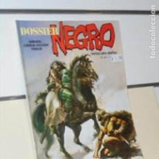 BDs: DOSSIER NEGRO Nº 148 - IBERO MUNDIAL. Lote 243612250