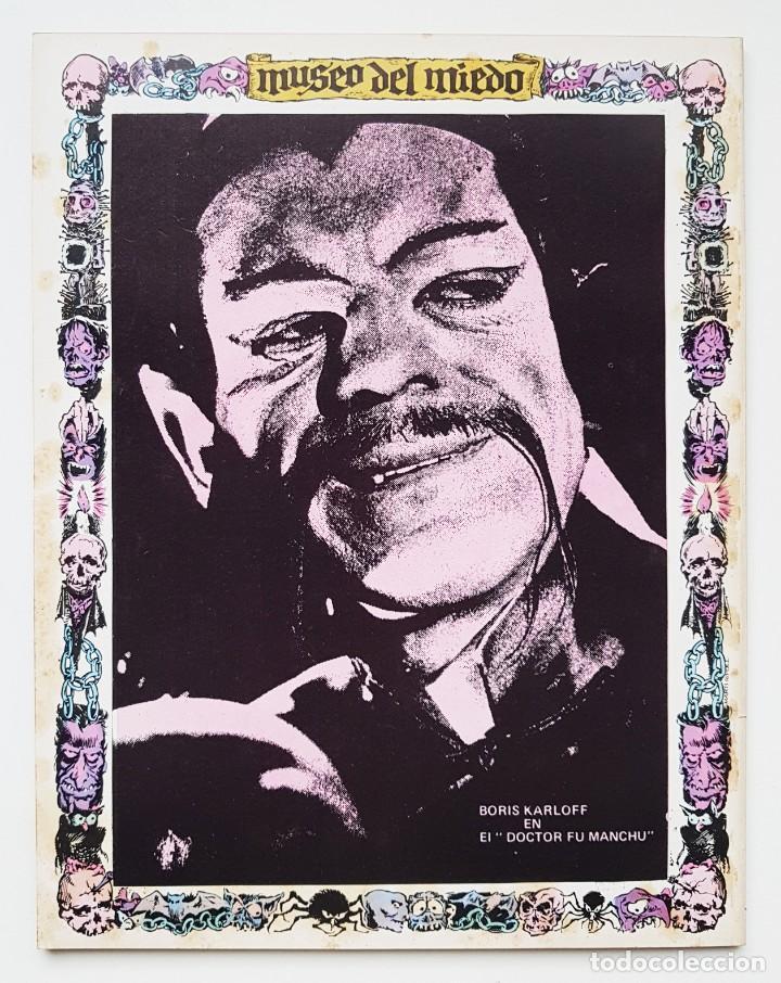 Tebeos: DOSSIER NEGRO Nº 32 RELATOS GRAFICOS DE TERROR Y SUSPENSE IBERO MUNDIAL DE EDICIONES 1972 - Foto 2 - 243688450