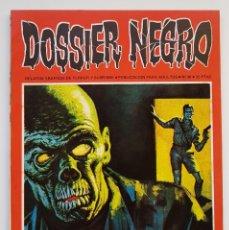 Livros de Banda Desenhada: DOSSIER NEGRO Nº 36 RELATOS GRAFICOS DE TERROR Y SUSPENSE IBERO MUNDIAL DE EDICIONES 1972. Lote 243911515