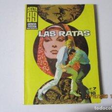 Tebeos: DELTA 99 Nº 7 LAS RATAS 1968 CARLOS GIMÉNEZ-ESTEBAN MAROTO. Lote 244614260