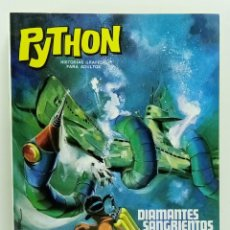 Giornalini: COMIC PYTHON Nº 5 DIAMANTES SANGRIENTOS - IBERO MUNDIAL DE EDICIONES - 1969 - 128 PGS BUEN ESTADO. Lote 282002358