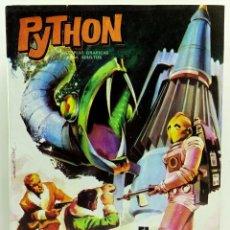 Giornalini: COMIC PYTHON Nº 4 EL RETORNO - IBERO MUNDIAL DE EDICIONES - 1969 - 128 PGS BUEN ESTADO. Lote 282002238