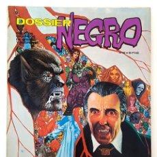 Livros de Banda Desenhada: DOSSIER NEGRO Nº 56 RELATOS GRAFICOS TERROR Y SUSPENSE IBERO MUNDIAL EDICIONES 1974. Lote 254572385