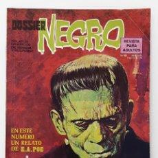 Livros de Banda Desenhada: DOSSIER NEGRO Nº 69 RELATOS GRAFICOS TERROR Y SUSPENSE IBERO MUNDIAL EDICIONES 1975. Lote 254598050