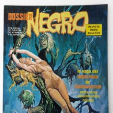 Tebeos: DOSSIER NEGRO Nº 67 RELATOS GRAFICOS TERROR SUSPENSE IBERO MUNDIAL EDICIONES 1974. Lote 256051715