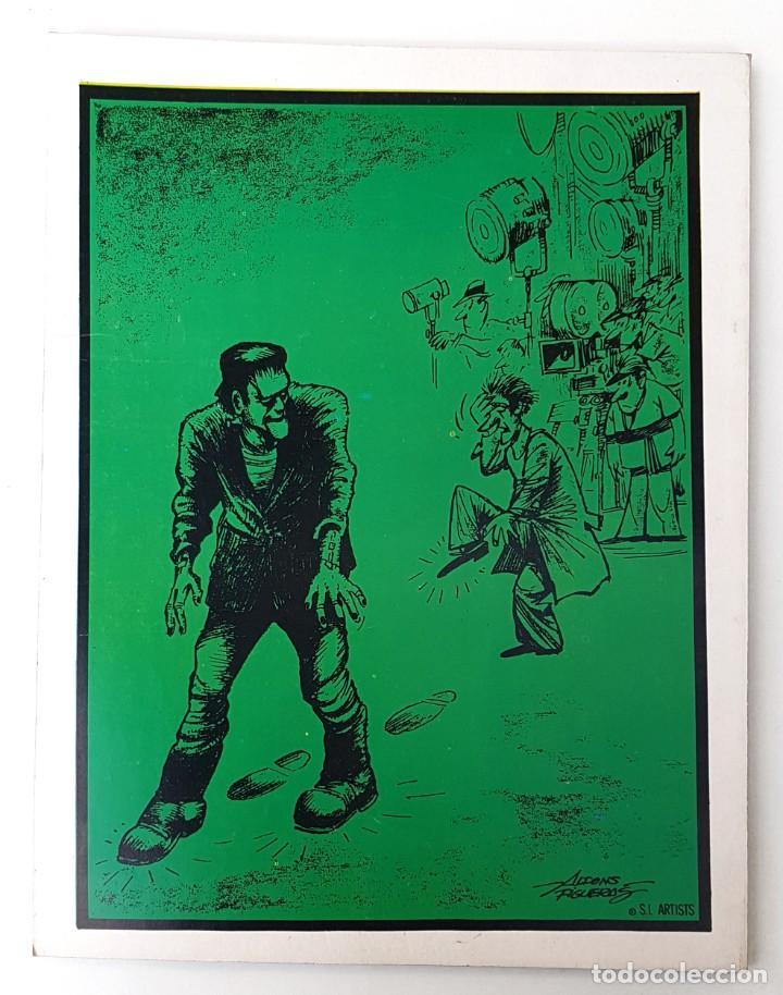 Tebeos: DOSSIER NEGRO Nº 67 RELATOS GRAFICOS TERROR SUSPENSE IBERO MUNDIAL EDICIONES 1974 - Foto 2 - 256051790