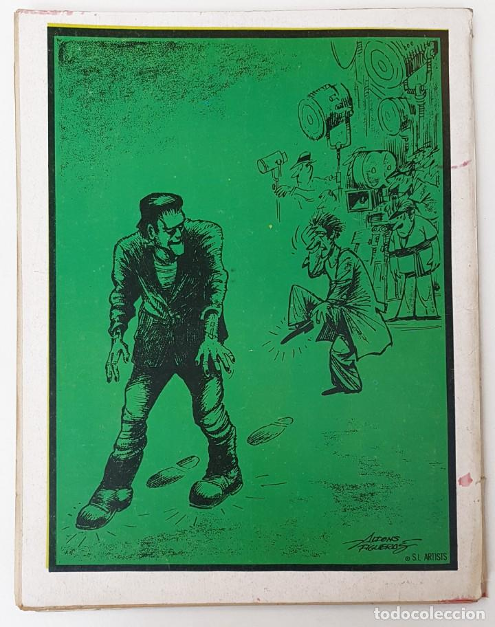 Tebeos: DOSSIER NEGRO Nº 67 RELATOS GRAFICOS TERROR SUSPENSE IBERO MUNDIAL EDICIONES 1974 - Foto 2 - 256051930