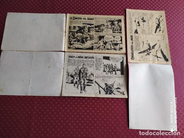 Tebeos: ALTO MANDO AÑO I IBERO MUNDIAL , 10 ,16 Y AÑO II , 21 LOTE EN BUEN ESTADO - Foto 5 - 256081190