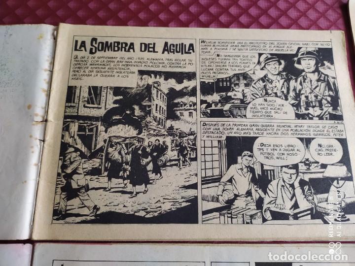 Tebeos: ALTO MANDO AÑO I IBERO MUNDIAL , 10 ,16 Y AÑO II , 21 LOTE EN BUEN ESTADO - Foto 6 - 256081190