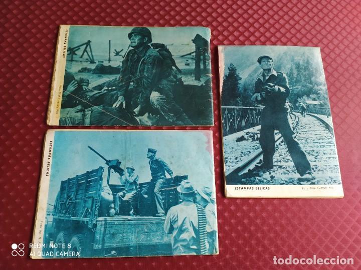 Tebeos: ALTO MANDO AÑO I IBERO MUNDIAL , 10 ,16 Y AÑO II , 21 LOTE EN BUEN ESTADO - Foto 13 - 256081190