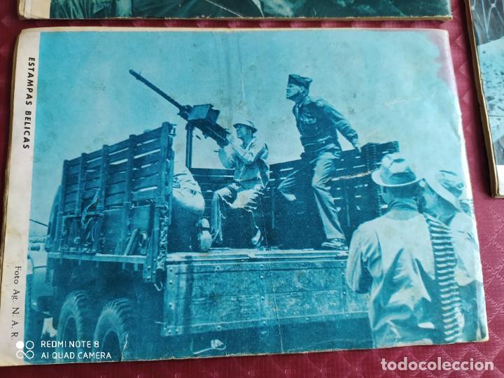 Tebeos: ALTO MANDO AÑO I IBERO MUNDIAL , 10 ,16 Y AÑO II , 21 LOTE EN BUEN ESTADO - Foto 15 - 256081190