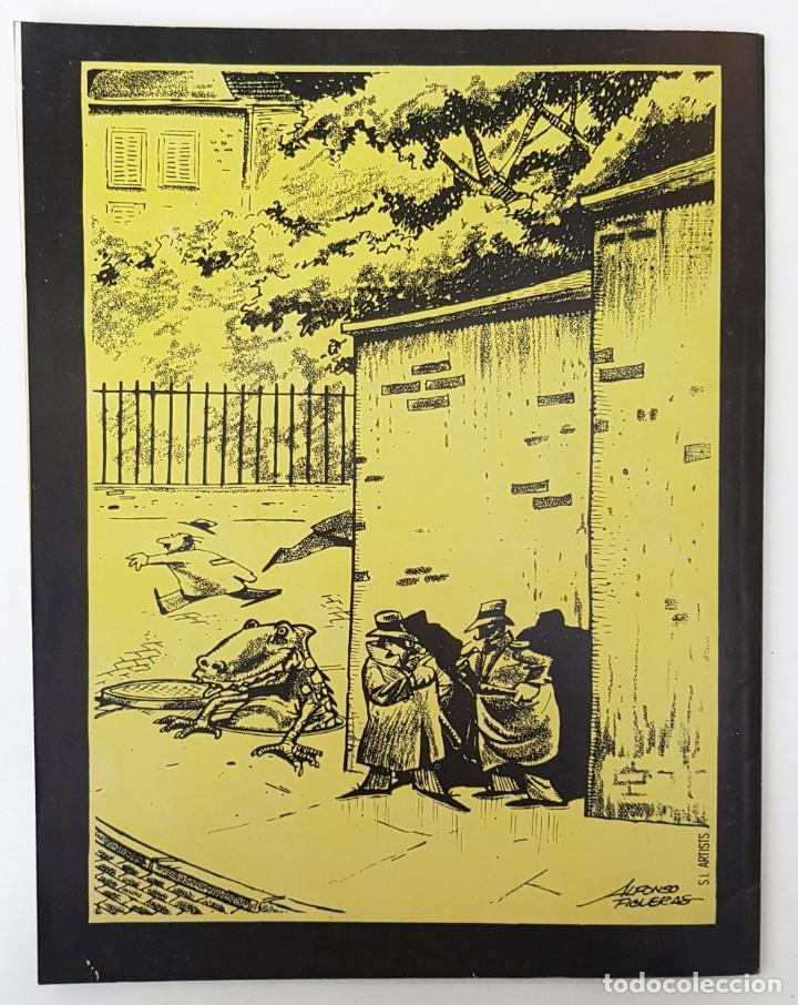 Tebeos: DOSSIER NEGRO Nº 63 RELATOS GRAFICOS TERROR SUSPENSE IBERO MUNDIAL EDICIONES 1974 - Foto 2 - 257320365