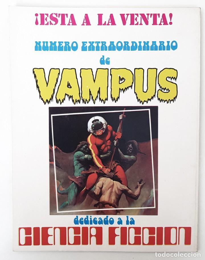 Tebeos: DOSSIER NEGRO Nº 62 RELATOS GRAFICOS TERROR SUSPENSE IBERO MUNDIAL EDICIONES 1974 MUY BUENO - Foto 2 - 257327415