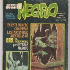 Tebeos: DOSSIER NEGRO. Nº 94. RELATOS GRÁFICOS DE TERROR Y SUSPENSE.IBERO MUNDIAL. (C/A28). Lote 257593845