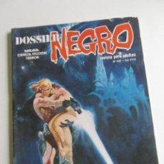 BDs: DOSSIER NEGRO Nº 132. EDICIONES GIESA 1980. ARX92. Lote 258007260