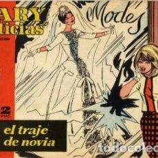 Tebeos: MARY NOTICIAS - Nº 89 - EL TRAJE DE NOVIA -JANE MANSFIELD-GRAN CARMEN BARBARÁ-1964-BUENO-LEAN-4680. Lote 261260955