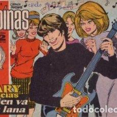 Tebeos: MARY NOTICIAS - Nº 165 - QUIEN VA POR LANA -SEAN CONNERY-GRAN CARMEN BARBARÁ-1965-BUENO-LEAN-4681. Lote 261263110