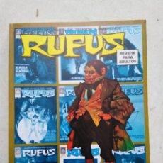 Tebeos: RUFUS EXTRA ( CÓMIC ) PRIMAVERA 74. Lote 262121955